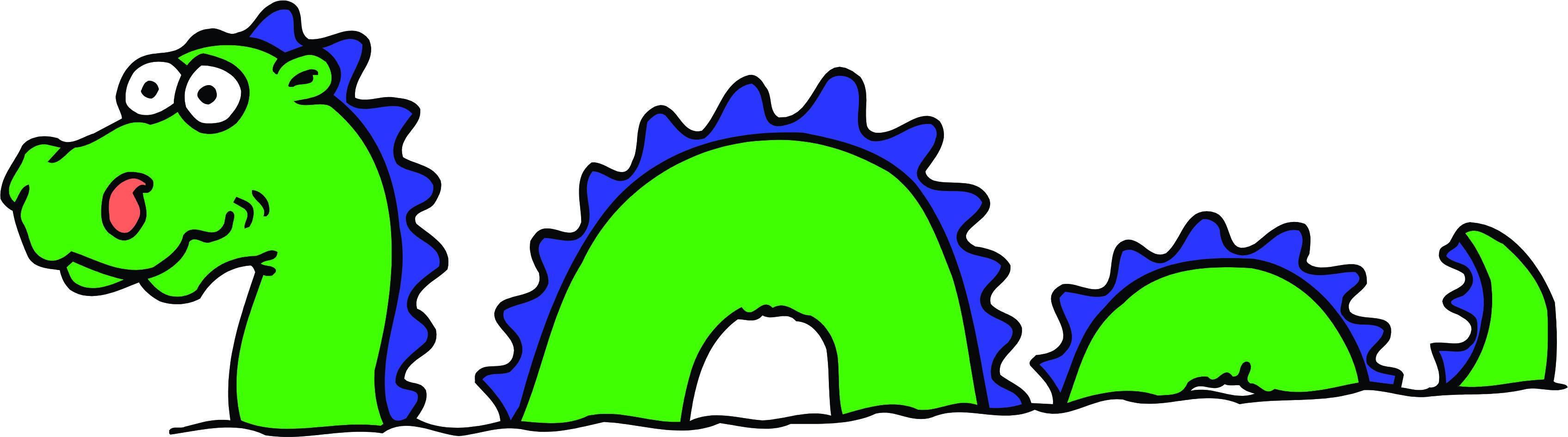 Loch Ness Monster Clipart - ClipArt Best