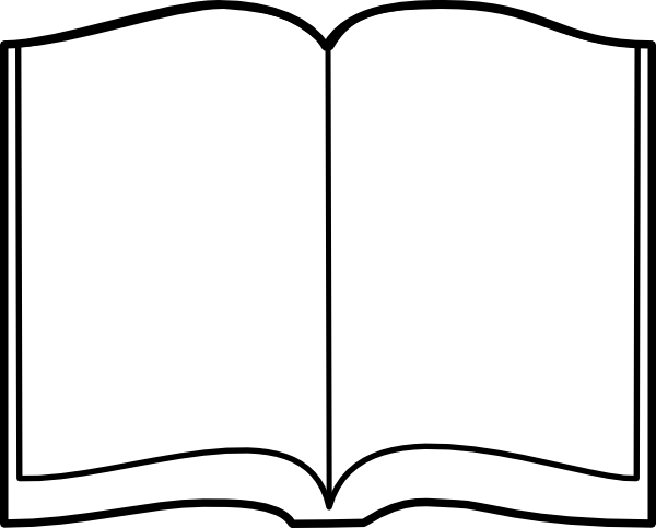 Open Book Pictures Clip Art Art · Picture of Open Book