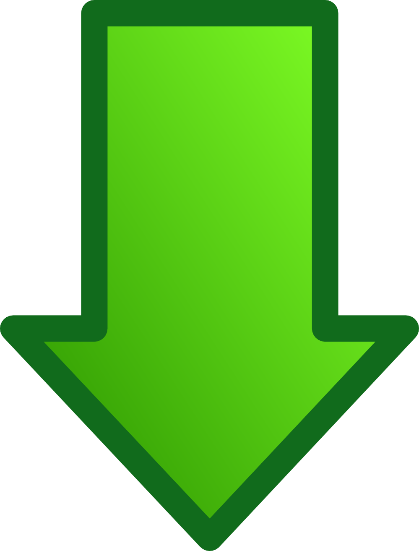 Image arrow clipart best clipart best for Transparent top design