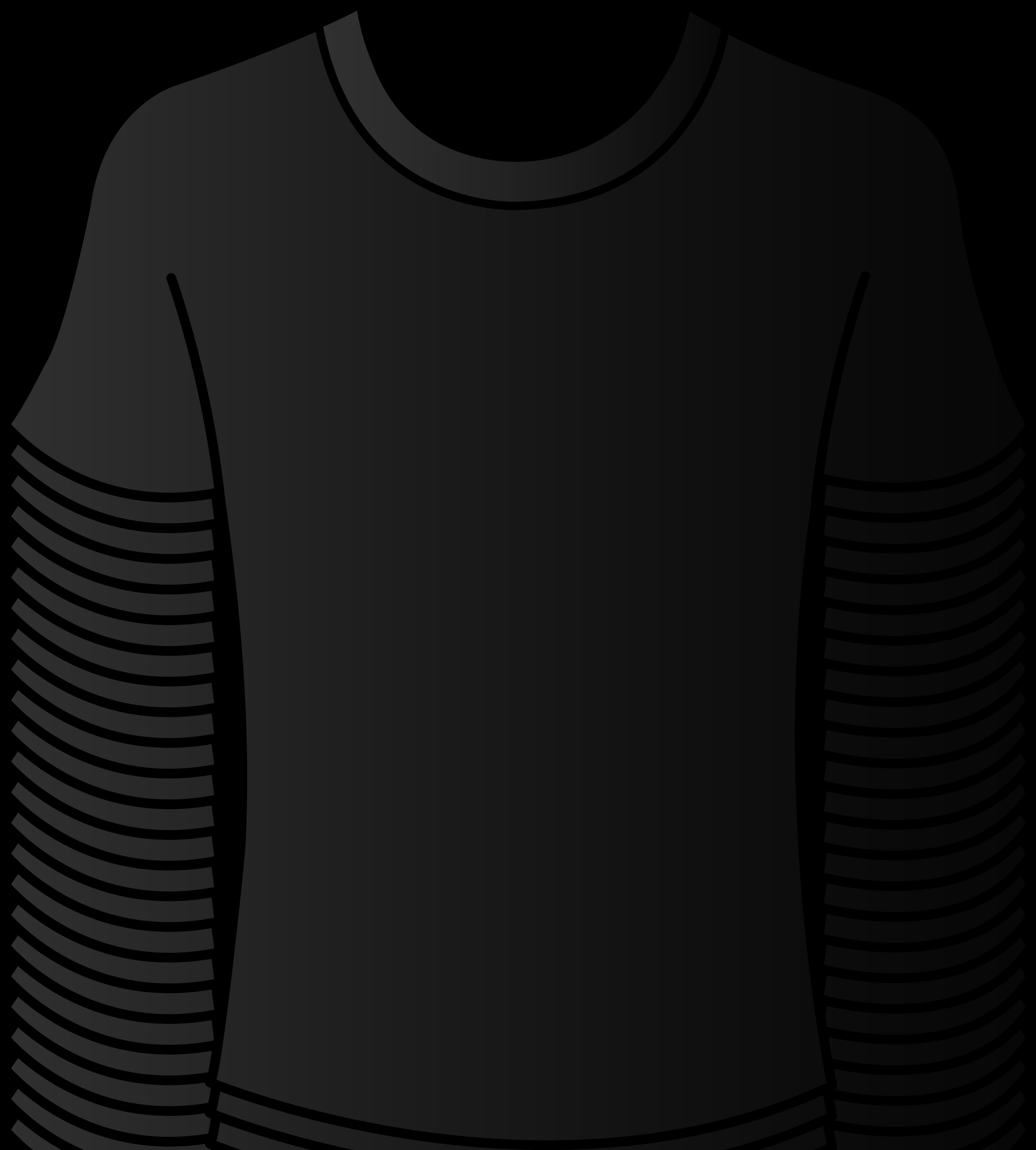 Plain T Shirt Design Template Clipart Best