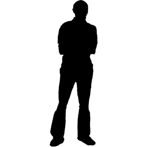 Man Clipart Silhouette - Free Clipart Images