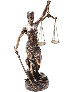 Lady Of Justice - ClipArt Best
