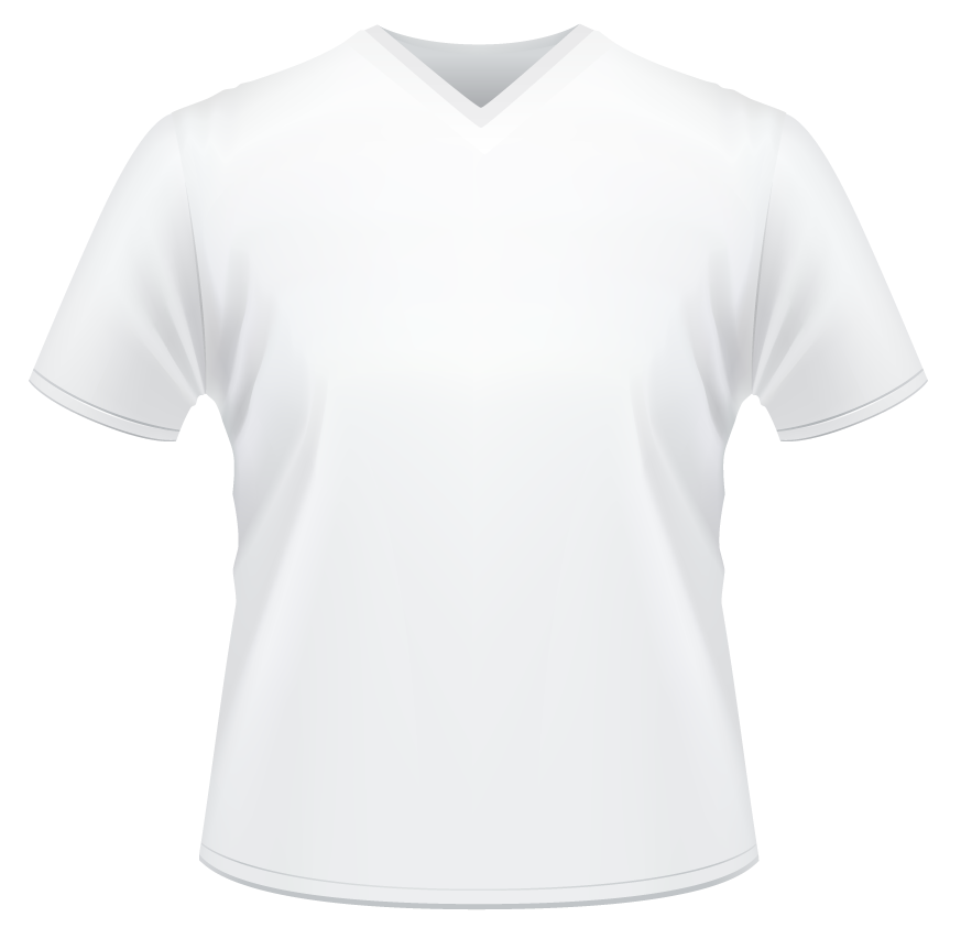 Plain white t shirts front and back the for The best plain white t shirts
