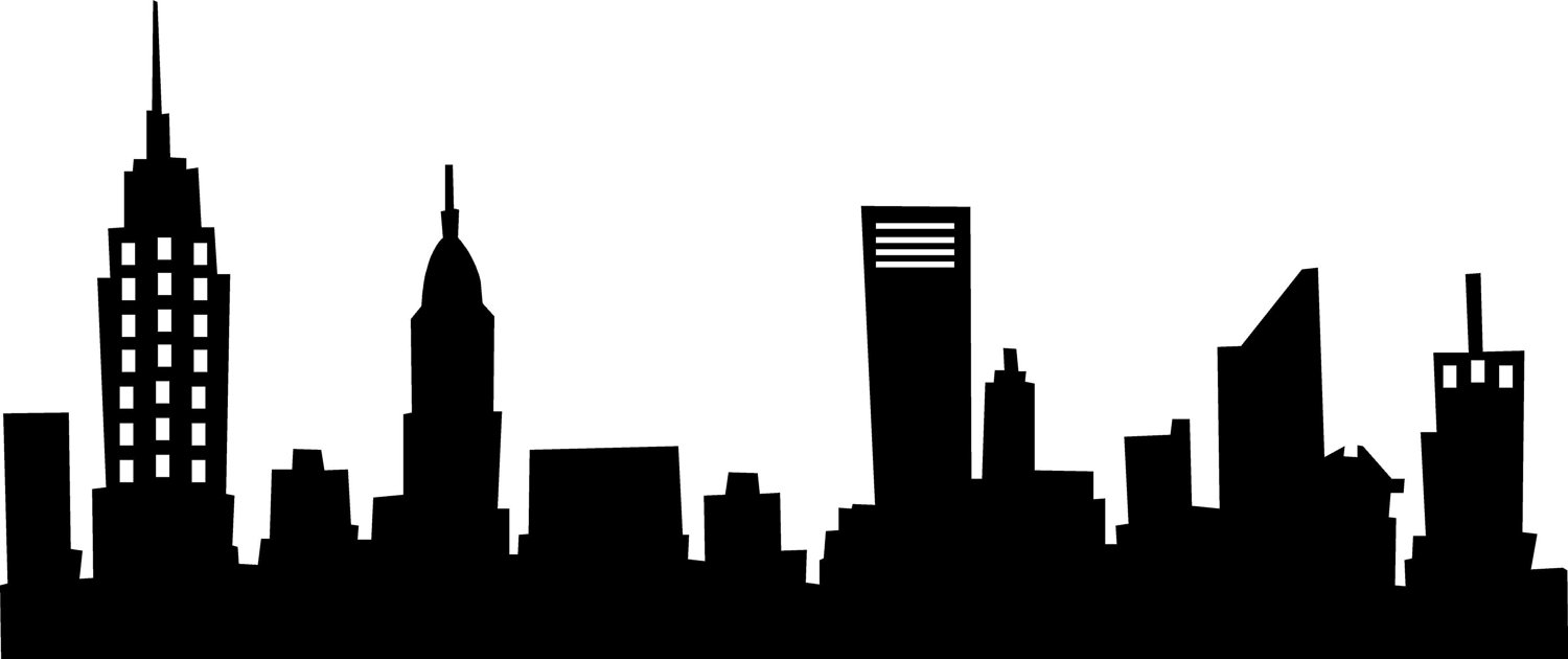 new york city clipart skyline - photo #5