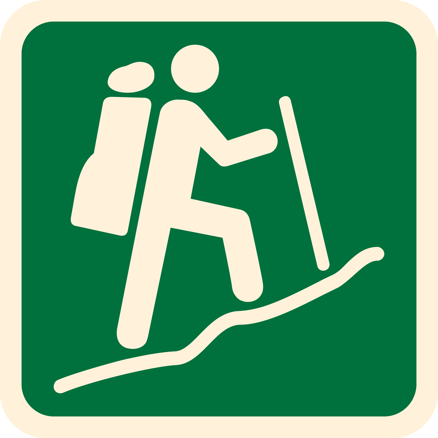 Walk Symbol - ClipArt Best