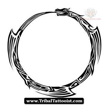 Tattoo circle clipart best for Circular symbols tattoos