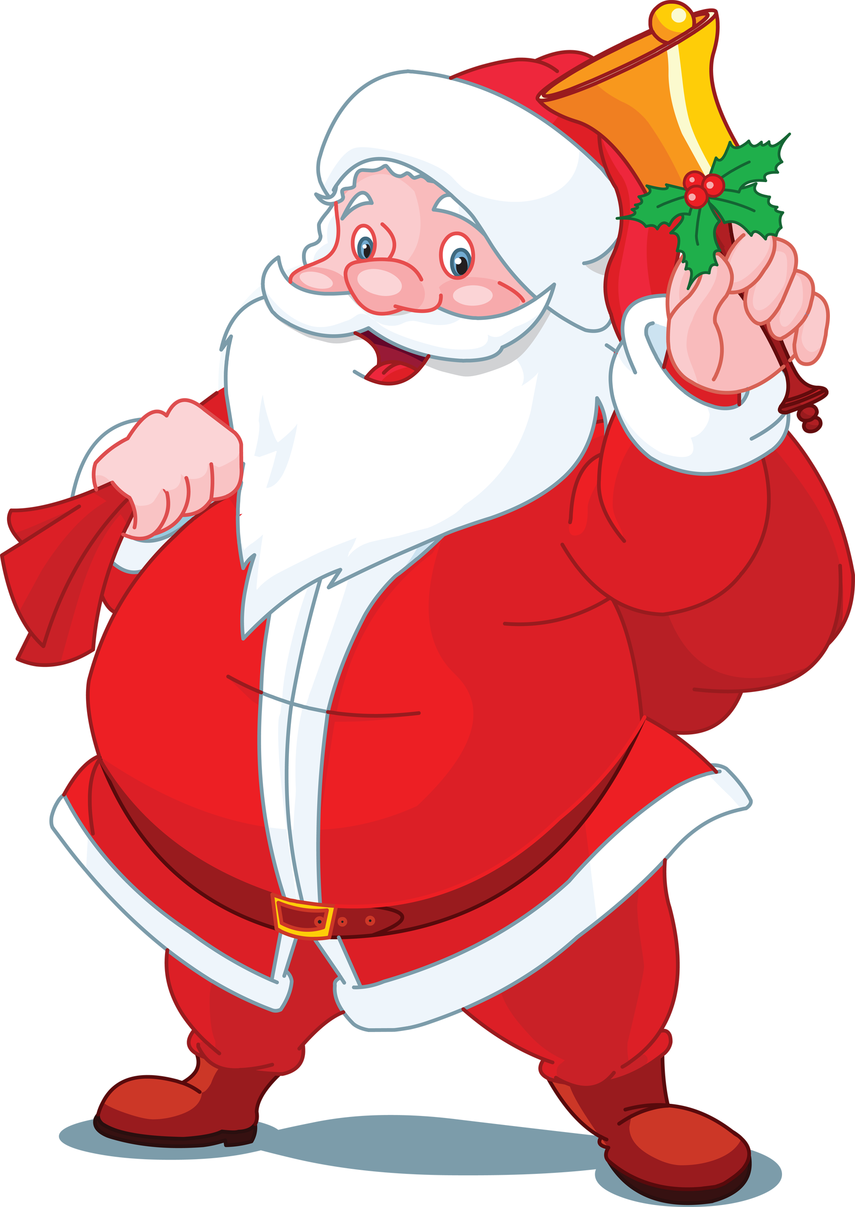 Santa Claus PNG Transparent Images | PNG All