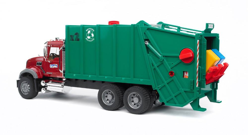 Garbage Truck Clipart Best