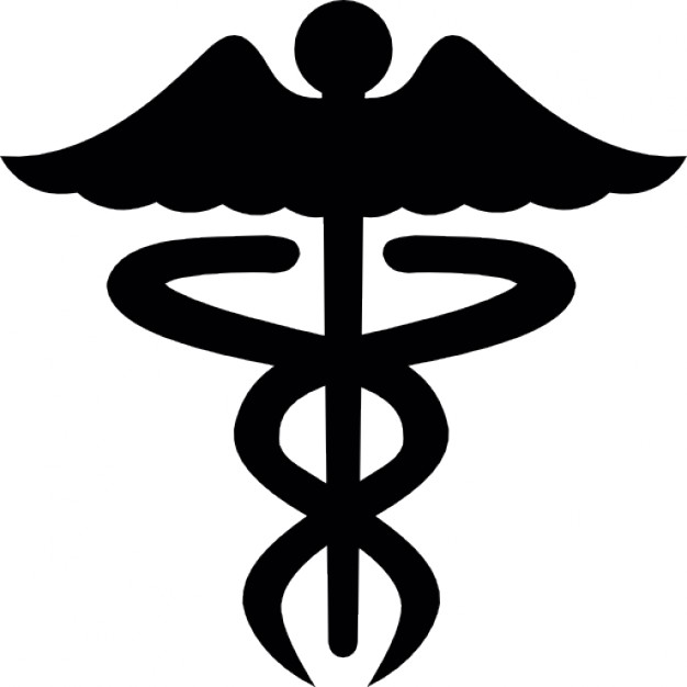 Caduceus medical symbol Icons | Free Download
