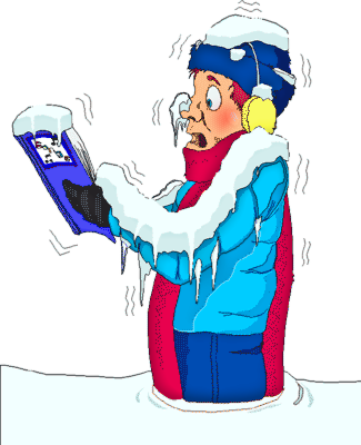 Freezing Cold Clipart