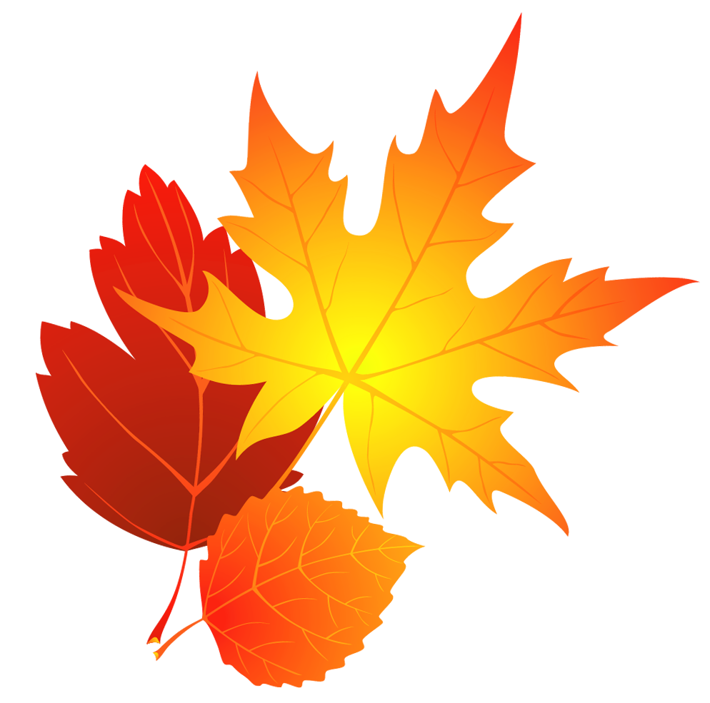 Free Fall Leaves Clip Art - Tumundografico