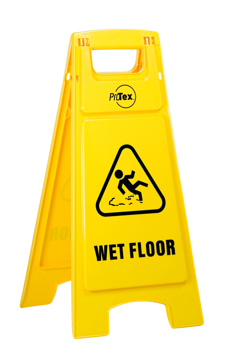 Warning Wet Sign - ClipArt Best