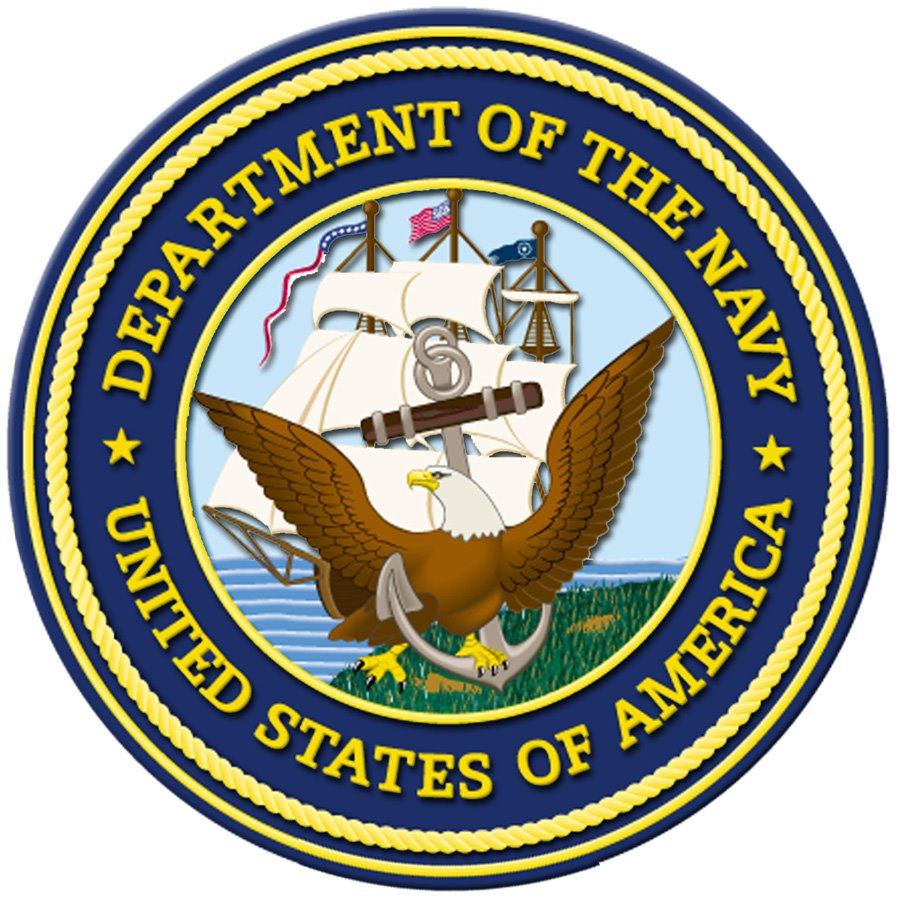 Navy Official Seal Clipart