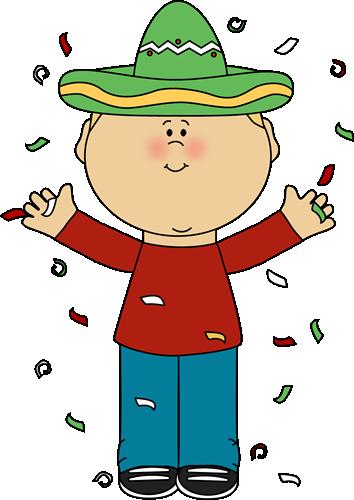 Mexican Fiesta Clipart Boy - ClipArt Best