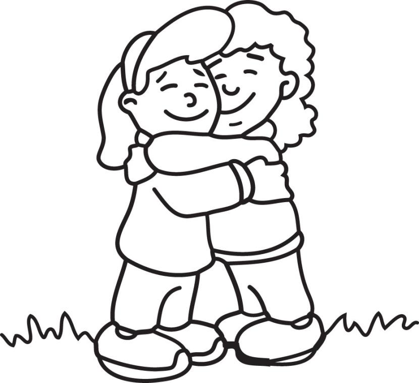 Clip Art Hugging Clipart hugging clip art clipart best tumundografico