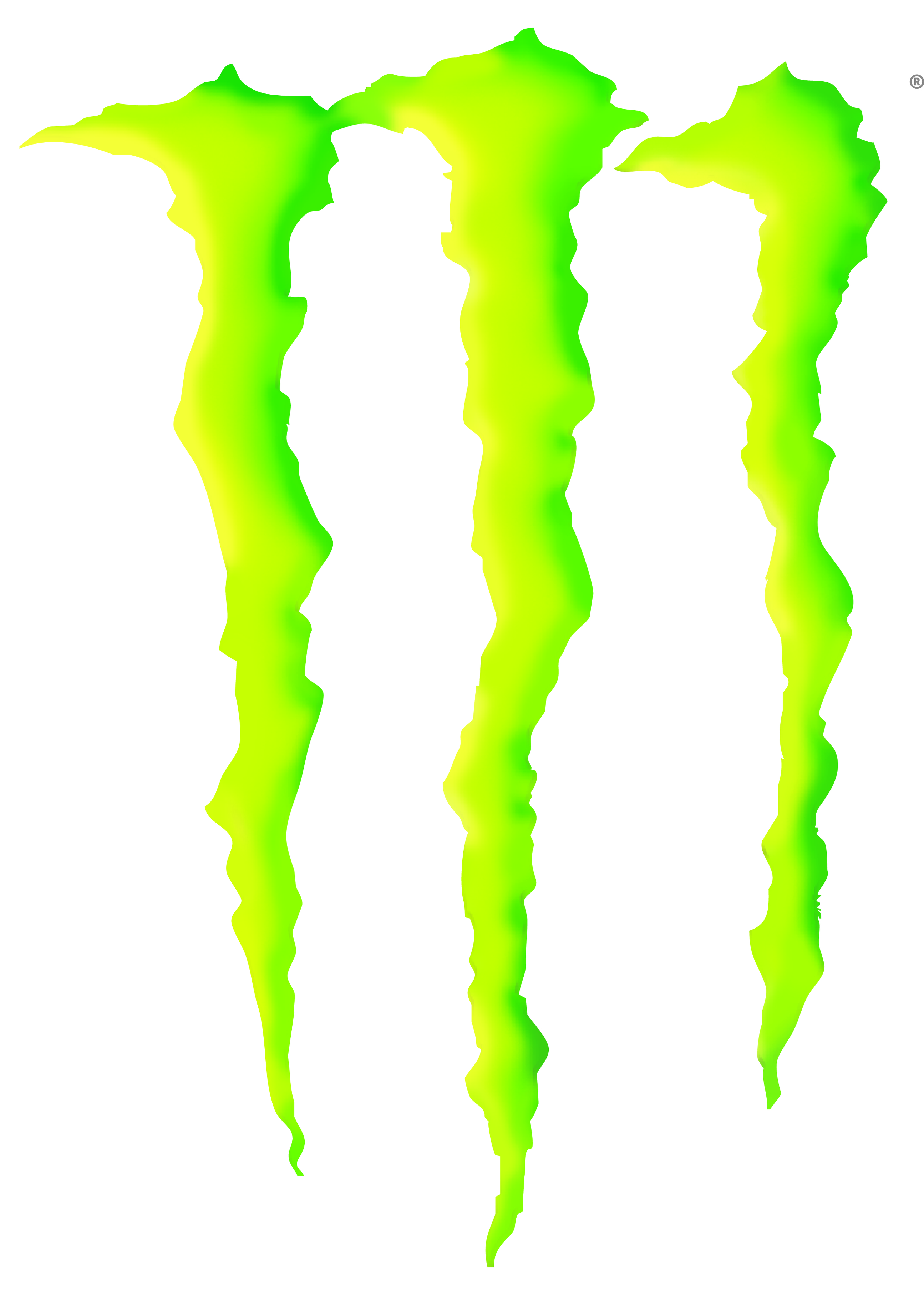 Monster Energy Drink Logo Outline Clipart - Free to use Clip Art ...