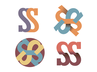 Logo S-S final by aramisdream - Dribbble