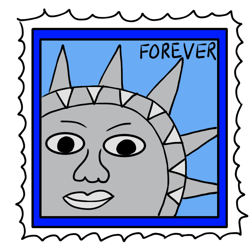 Clipart office clipart best for Post office design your own stamps