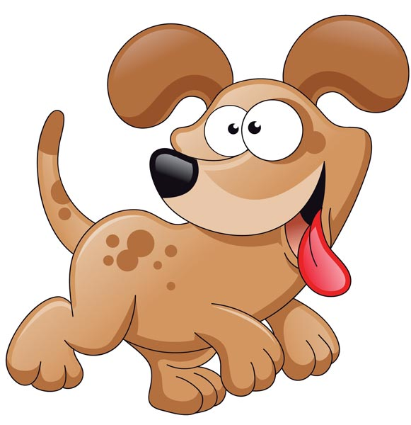 Thunderbird 6 Cartoon Characters : Funny cartoon dog clipart best