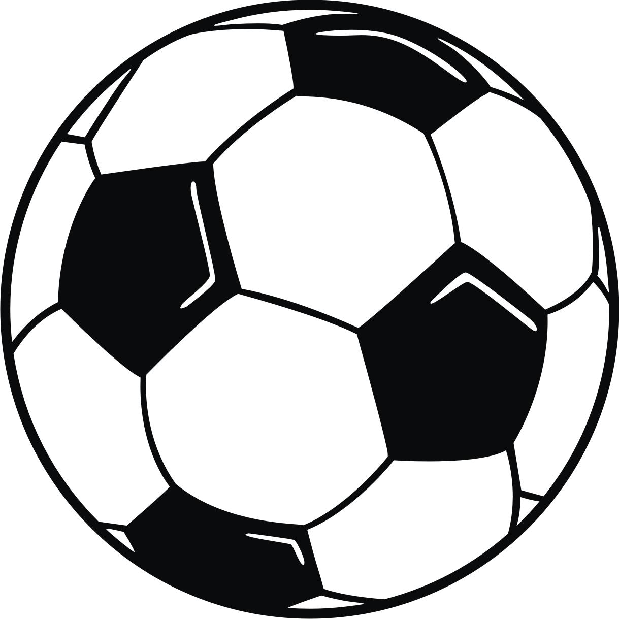 Clip Art: Soccer Ball ...