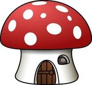 Free Mushroom Clipart