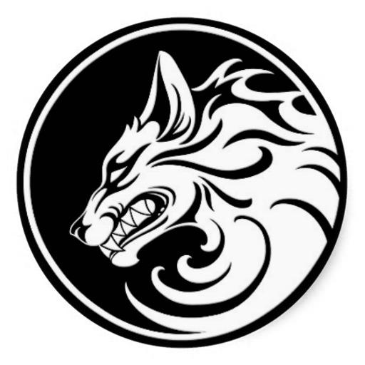 white wolf logo clipart best
