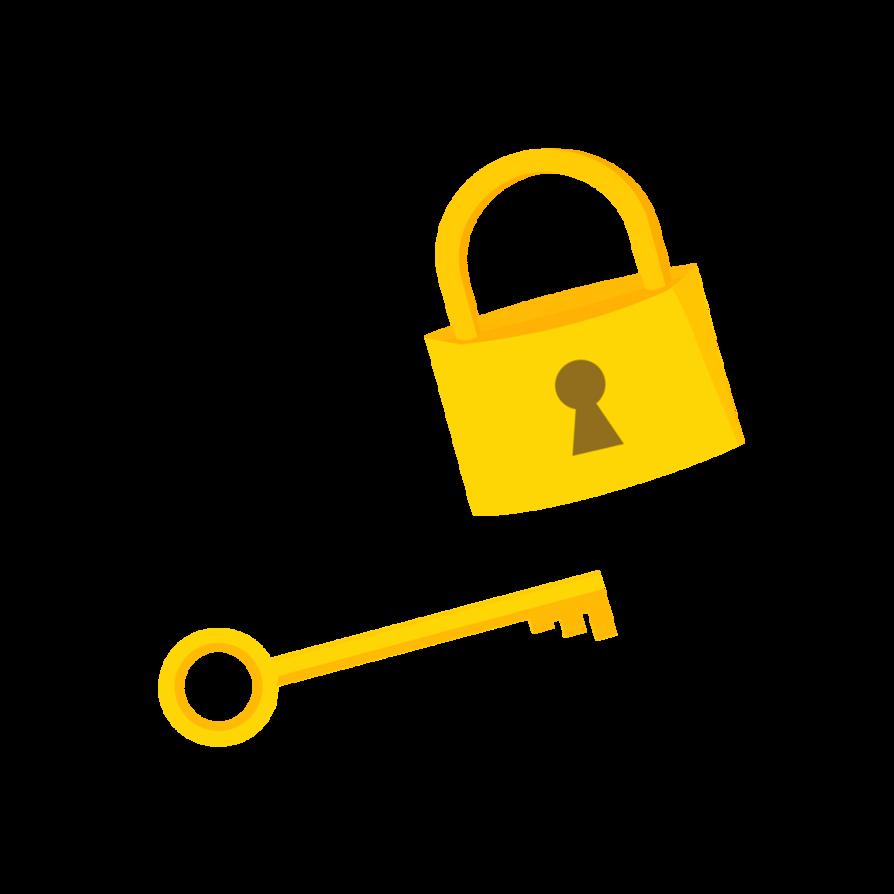 padlock and key clipart - photo #9