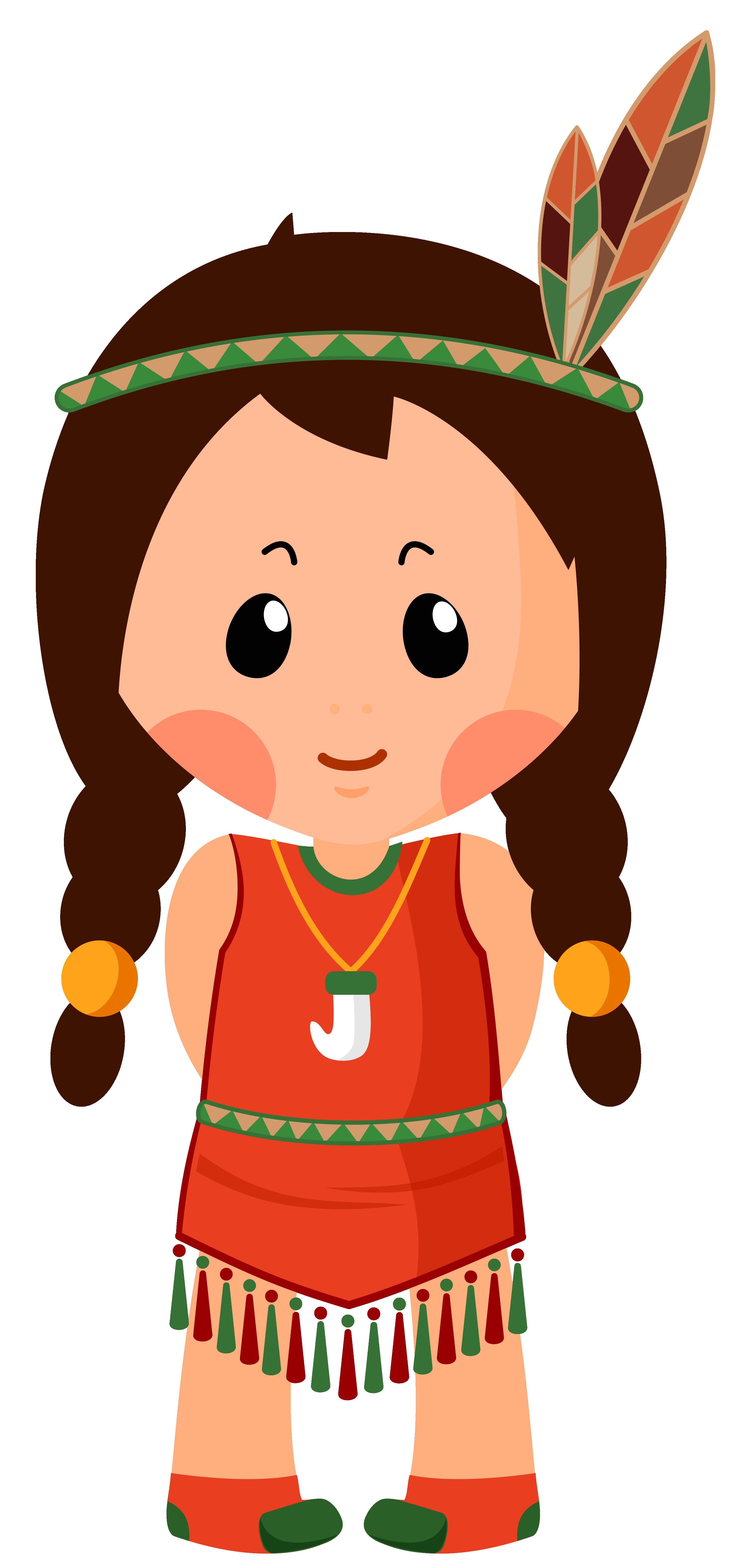 native american girl clipart for kids wwwimgkidcom