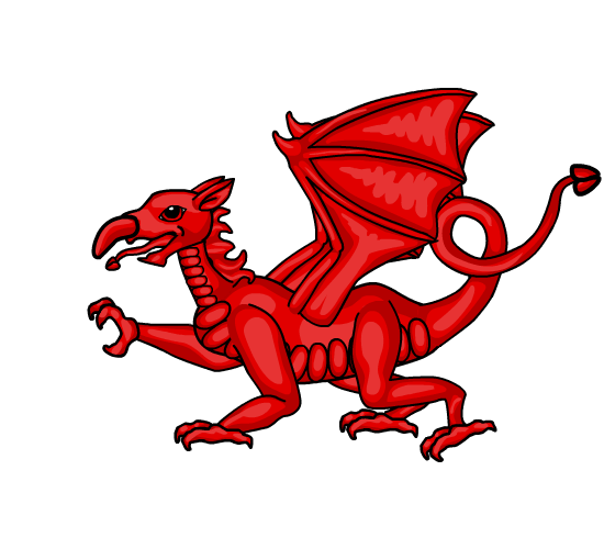 Welsh Dragon Pictures - ClipArt Best