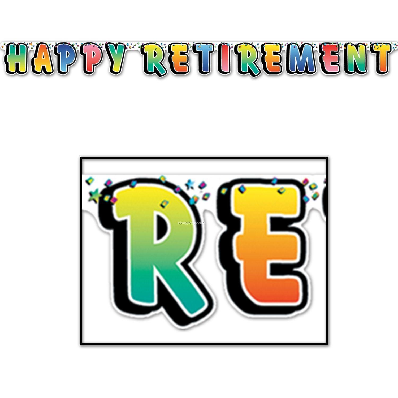 Happy Retirement - ClipArt Best