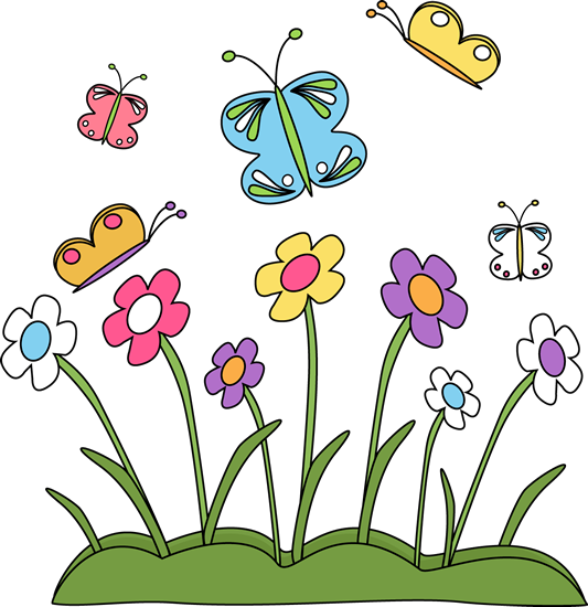 Cute Spring Clipart - ClipArt Best