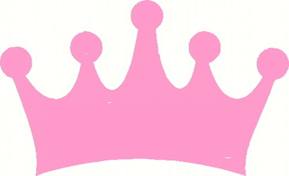 tiara template printable free - princess crown templates clipart best