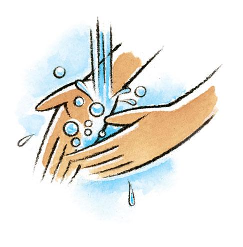 Handwashing Clipart - ClipArt Best
