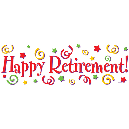Happy Retirement - ClipArt Best