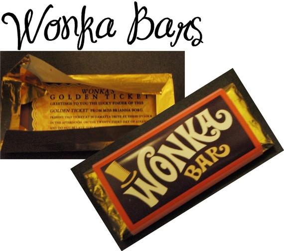 how to make custom chocolate bars