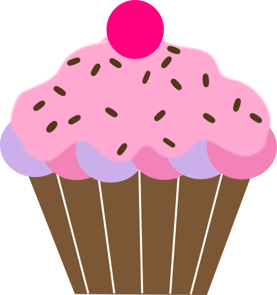 Yummy Cake Clipart : Cup Cake Clipart - ClipArt Best