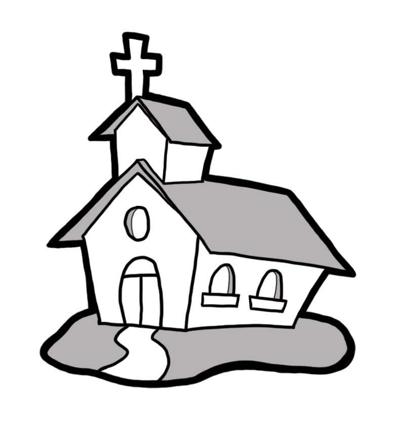 Church Bulletin Clip Art Free - ClipArt Best