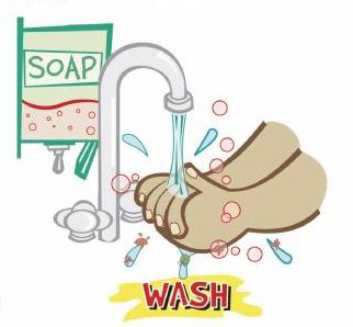Wash Hands Clip Art - ClipArt Best