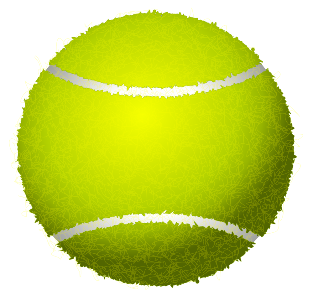 Tennis Ball Clipart - ClipArt Best