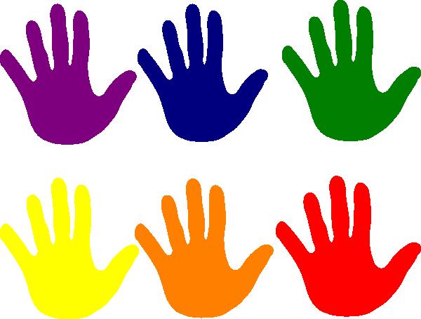 Children Hand Clip Art
