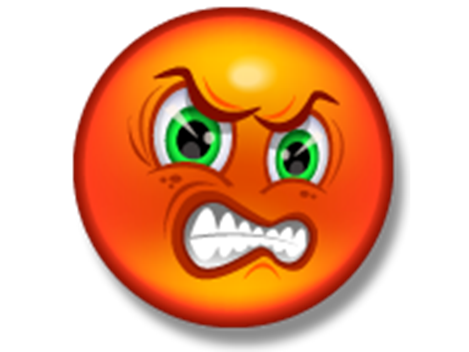 Angry Face Clipart Angry Cartoon Faces
