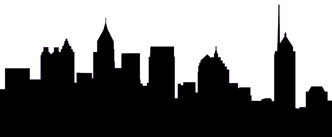 cityscape silhouette clipart best sky zone clip art skyline clip art outline free