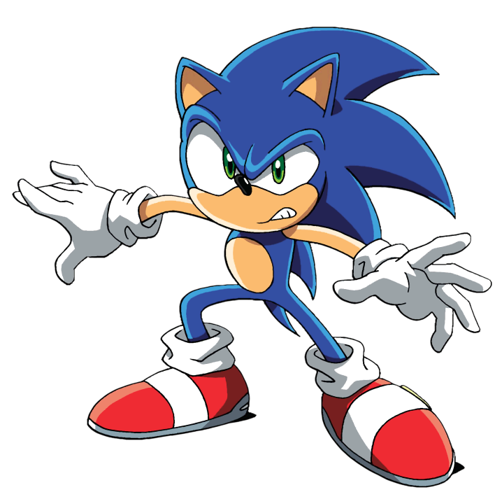 Sonic From Sonic X