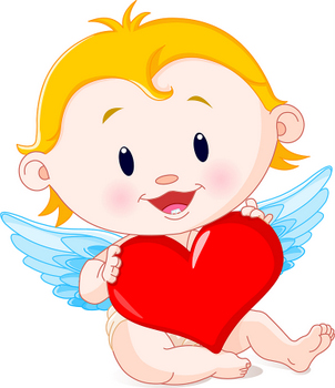 Cartoon Angel Baby - ClipArt Best