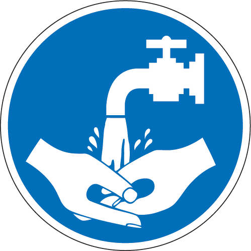 Image Hand Washing Symbol - ClipArt Best