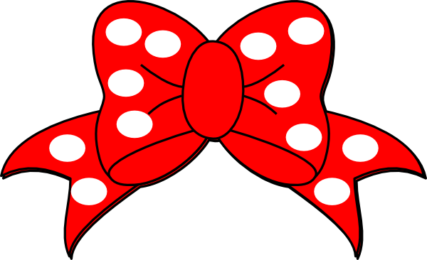 Minnie Mouse Bow - ClipArt Best