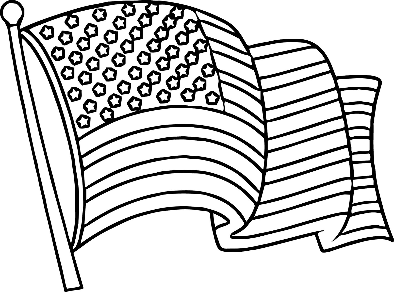 State Flag Of Florida Coloring Page Clipart Best Florida Flag Coloring Page