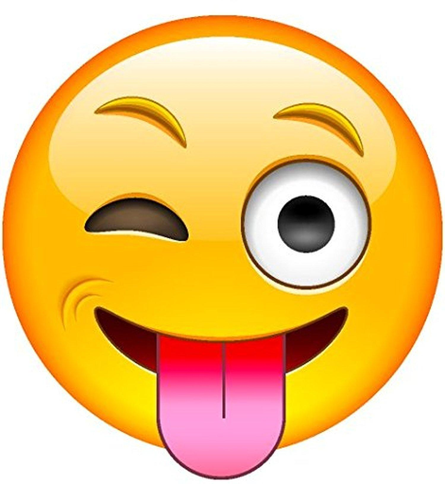 Wink Smiley Face - ClipArt Best