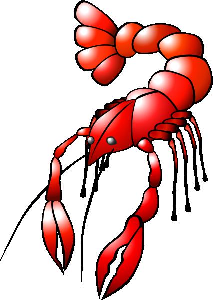 Crawfish Clipart Clipart Best
