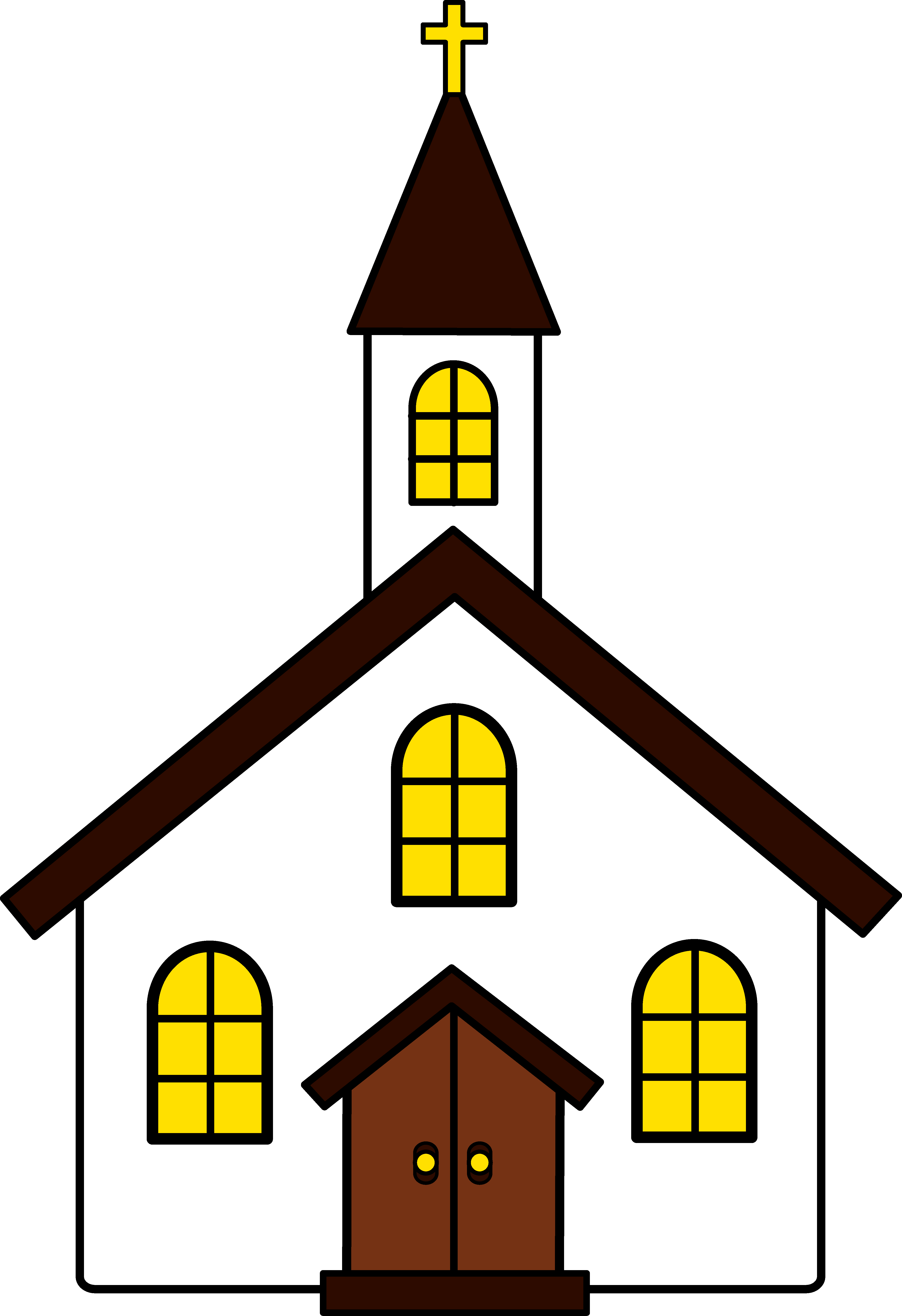 Cliparts Church
